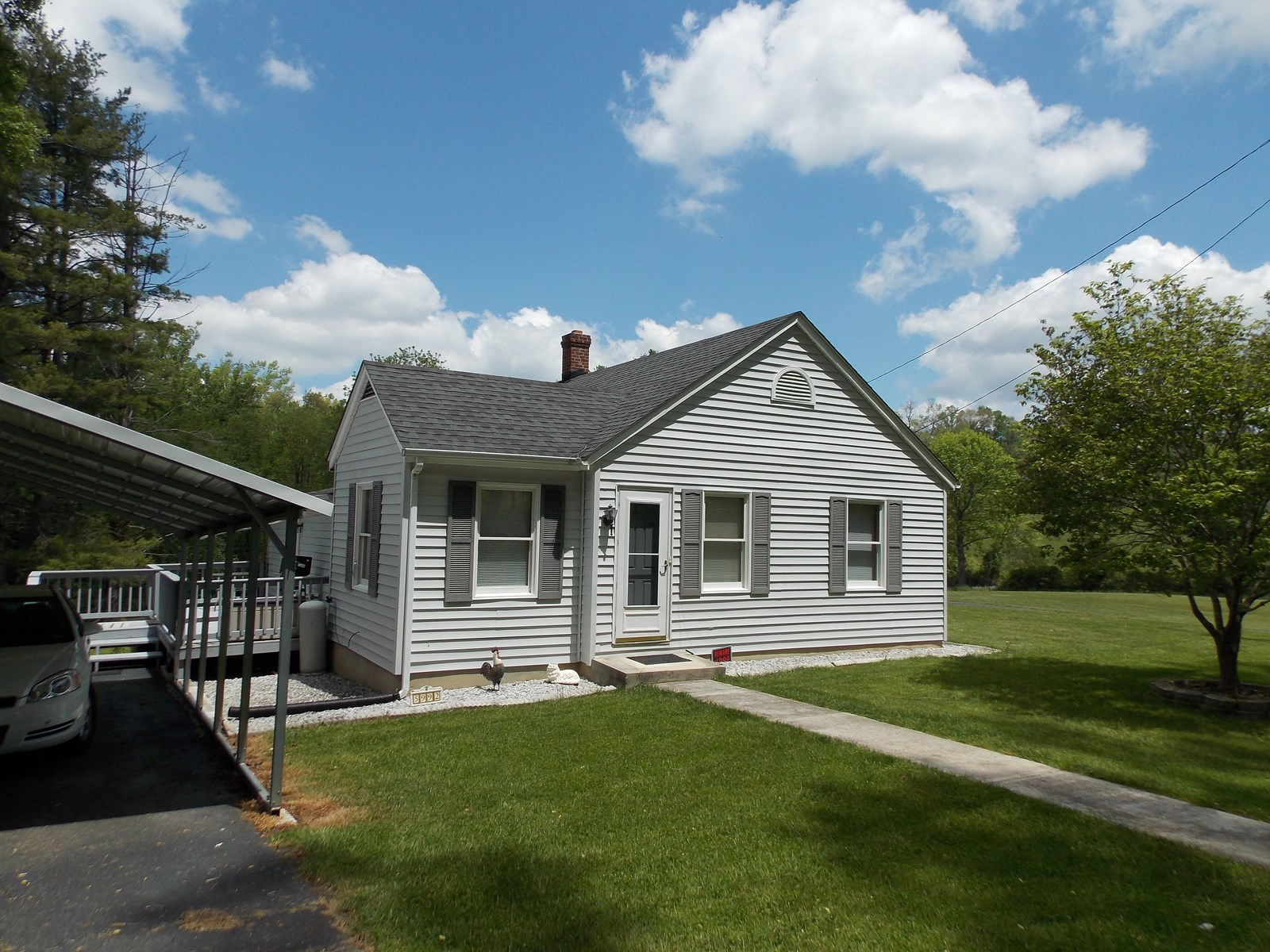 One Level Home for Sale in Floyd County VA