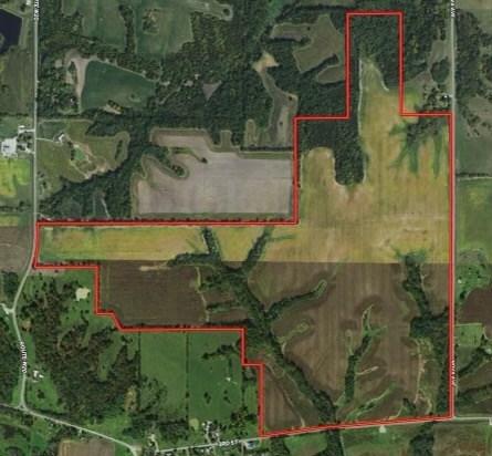 Van Buren Co Combination Hunting/Income Farm