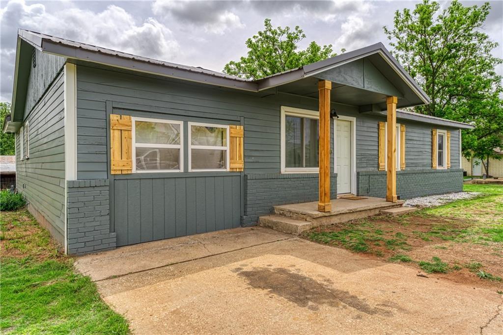 305 S Highland Drive, Erick, Oklahoma 73645