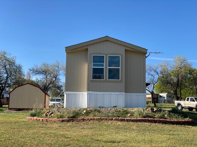 Mobile home for sale with outstanding views