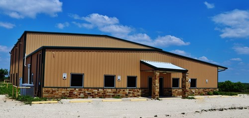 Multi-purpose Building, 6 acres
