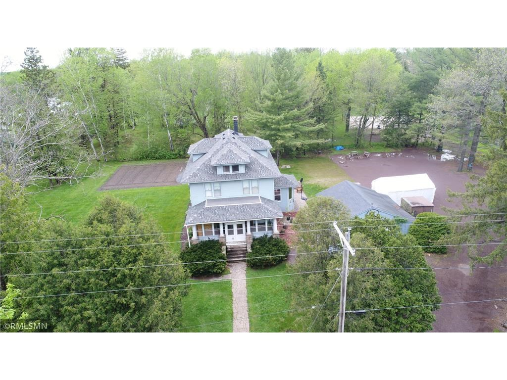 Turn Of The Century Home For Sale In Askov MN