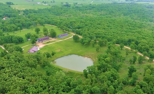 Country Home For Sale Hickory County MO