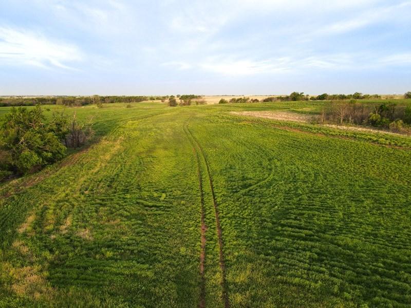 120 Acres Productive Tillable Land w/ Development Potential