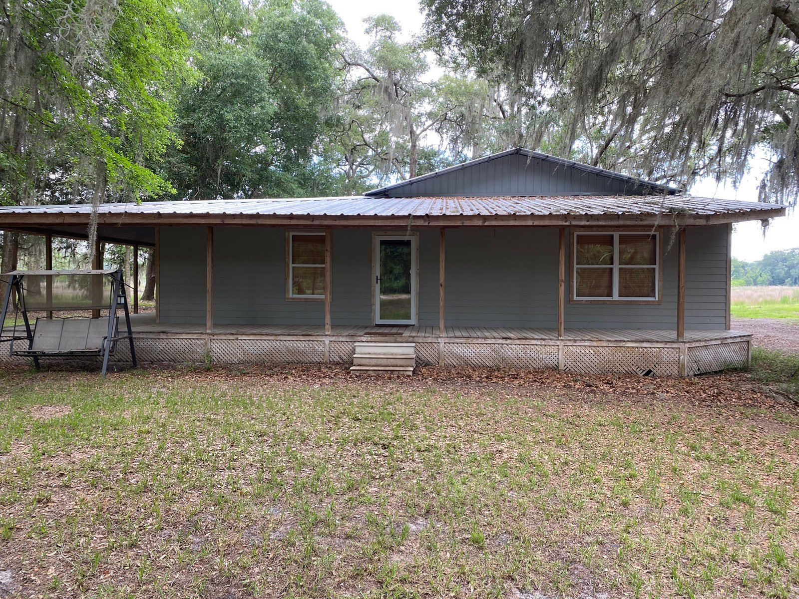 ENCLOSED DEER PEN WITH 3/1 HOME ON 8.5 ACRES FOR $225,000!!!