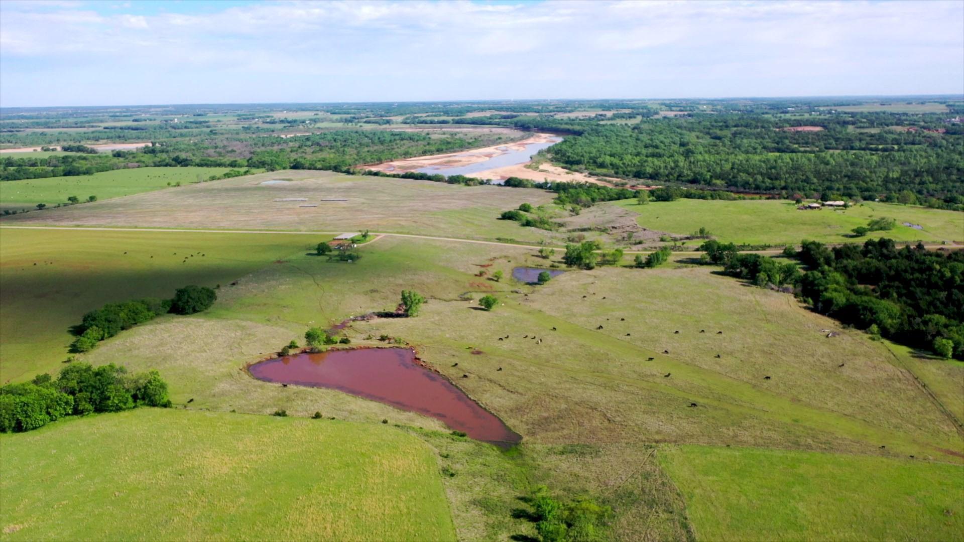 No Reserve Land Auction, Perkins OK, June 15 @ 6:30 p.m.
