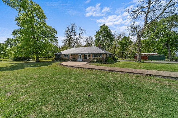 HOME LAND FOR SALE HONEY GROVE FANNIN COUNTY TEXAS PROPERTY
