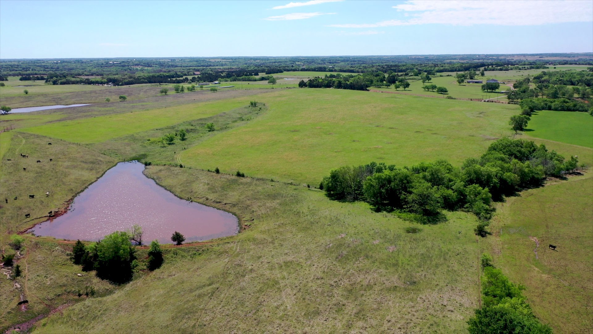 No Reserve Land Auction, Perkins OK, Jun 15 @ 6:30 p.m. Tr 1