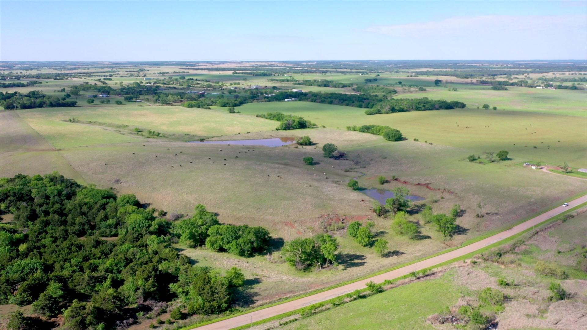 No Reserve Land Auction, Perkins OK, Jun 15 @ 6:30 p.m. Tr 6