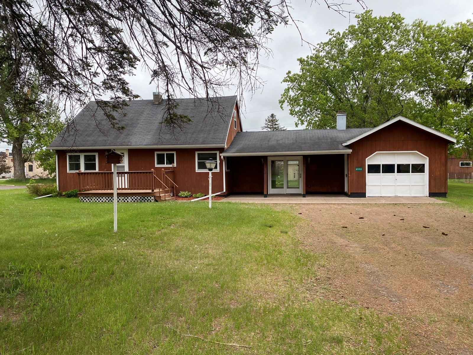Quaint 1 Bedroom Home For Sale In Sturgeon Lake, MN