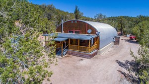 HOME ON 40 ACRES FOR SALE, ON-GRID, GOOD ACCESS
