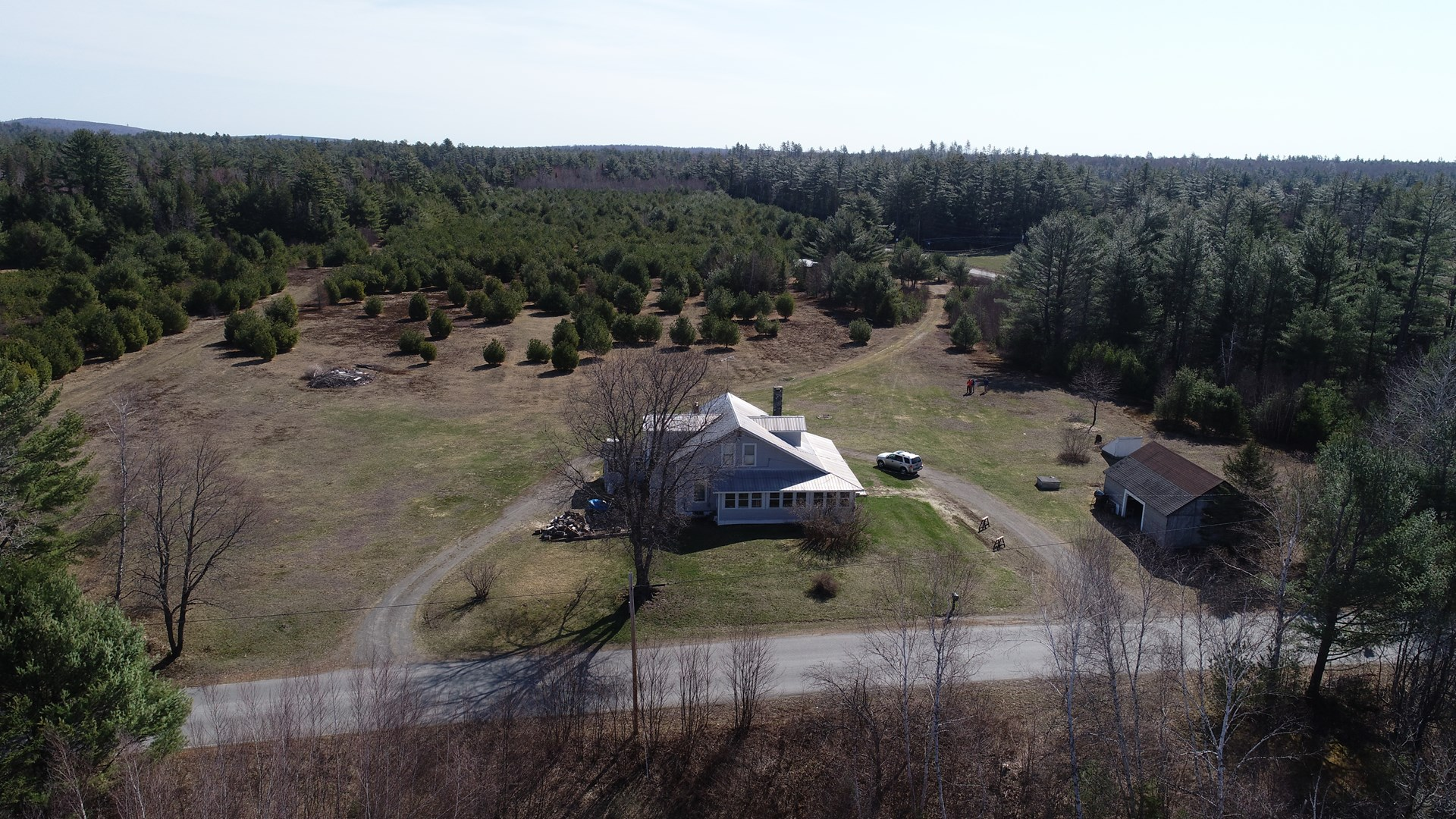 Recreational Retreat For Sale In Maine
