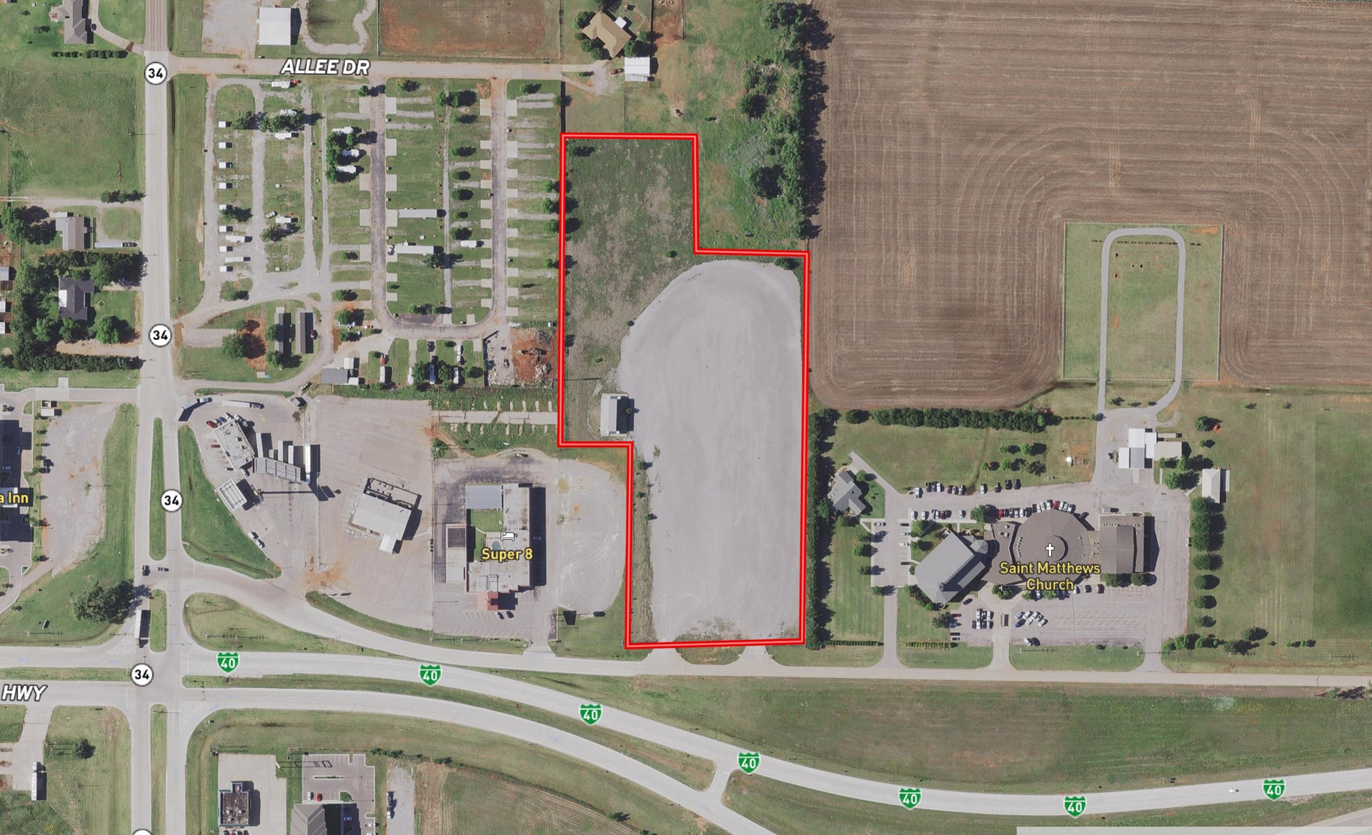 Western Oklahoma Commercial Property for Sale