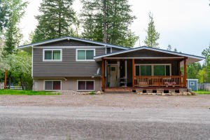 Updated Tranquil Montana Home in Libby, Montana