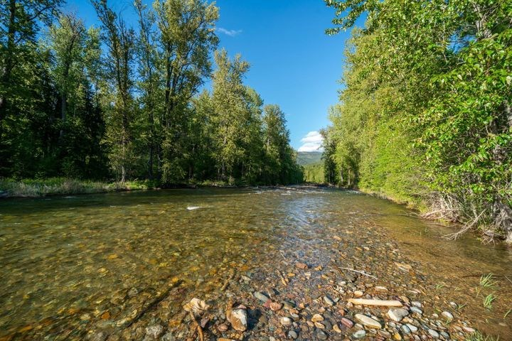 Fisherman's Paradise on 5 Acres in Libby, Montana