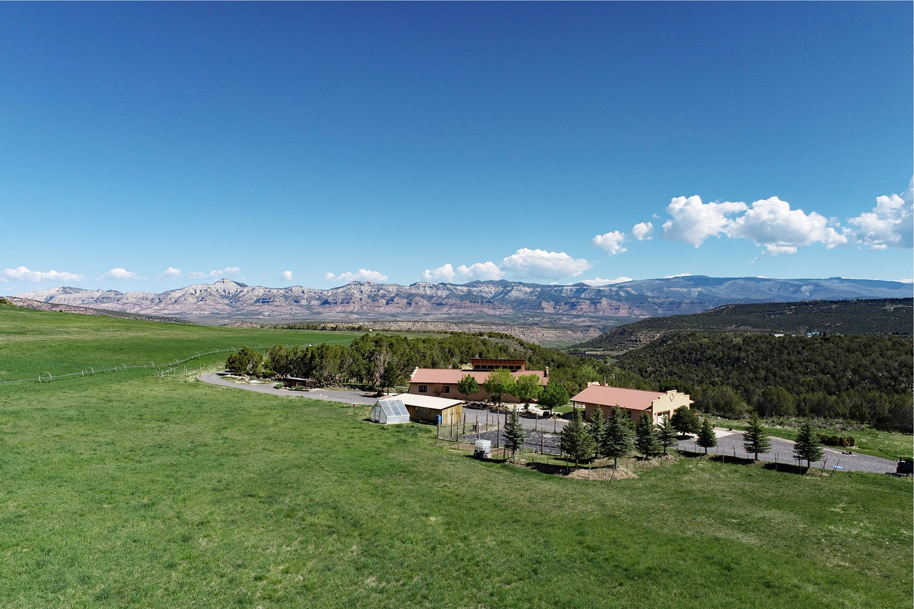Irrigated Farm & Ranch with Home For Sale in Mesa County, CO
