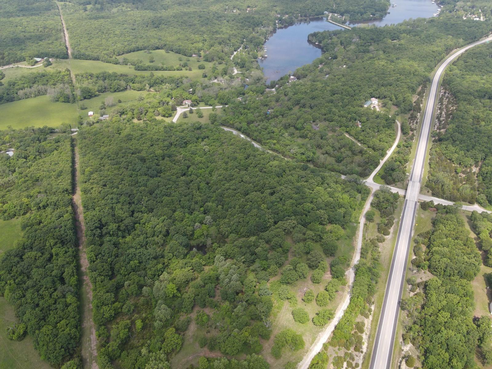 Land for sale Warsaw MO Benton County
