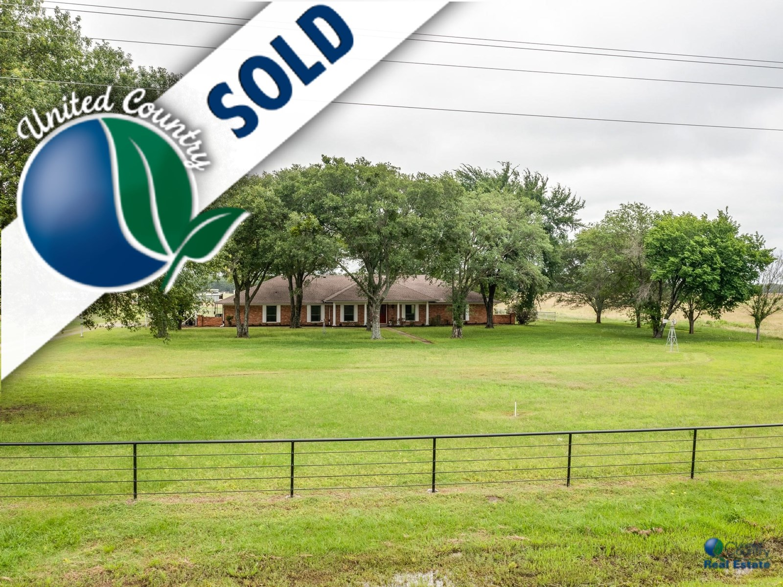 Country Home for Sale in Royse City, Texas (24 AC)