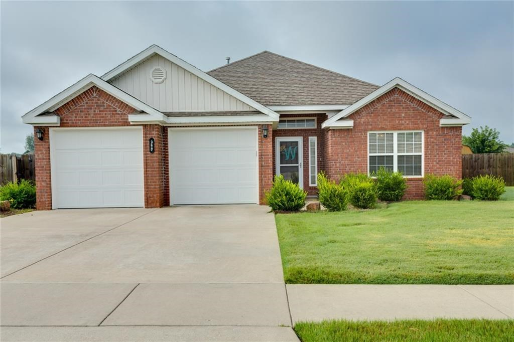 Your new home awaits!  Home for sale in Pea Ridge, Arkansas