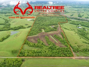 148 ACRE PREMIUM HUNTING FARM WITH CABIN DECATUR COUNTY IA