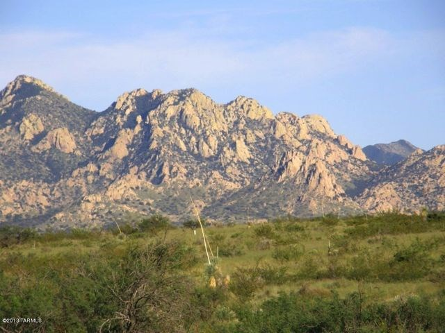 36+ acre lot with a capped well in Dragoon Mountain Ranch