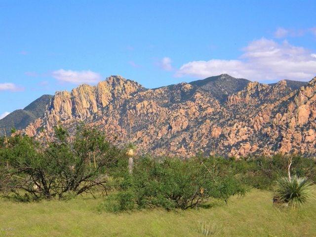 36 acres in Dragoon Mountain Ranch, St David, AZ