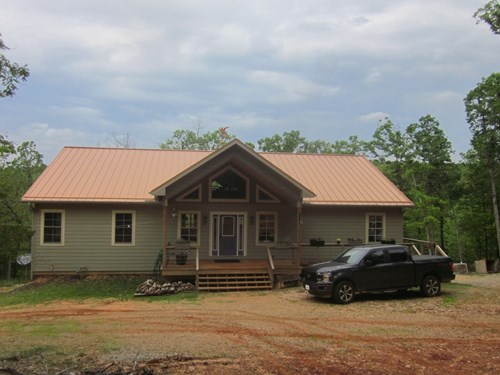 COUNTRY HOME FOR SALE NEAR YELLVILLE, ARKANSAS!
