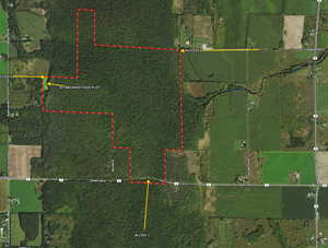 HUNTING & RECREATIONAL LAND FOR SALE IN KEWAUNEE COUNTY, WI