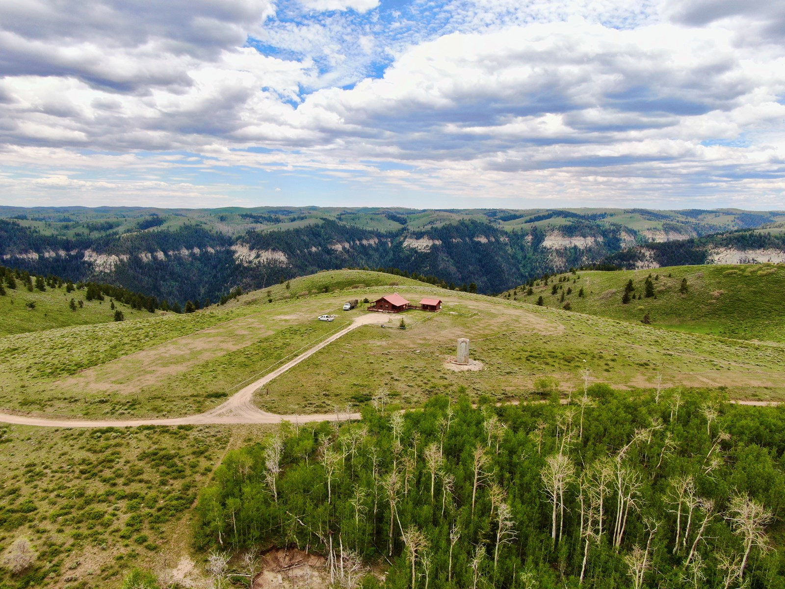 NW Colorado cattle and hunting ranch- Brush Mountain Ranch