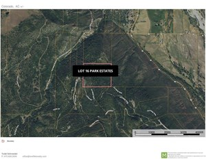 WONDERFULLY REMOTE MOUNTAIN LOT FOR SALE, RIDGWAY, COLORADO
