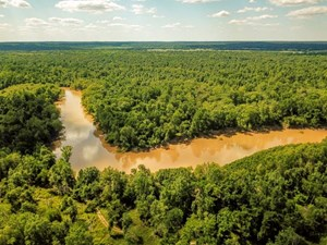 RIVERFRONT HUNTING LAND FOR SALE, PORT GIBSON, MS