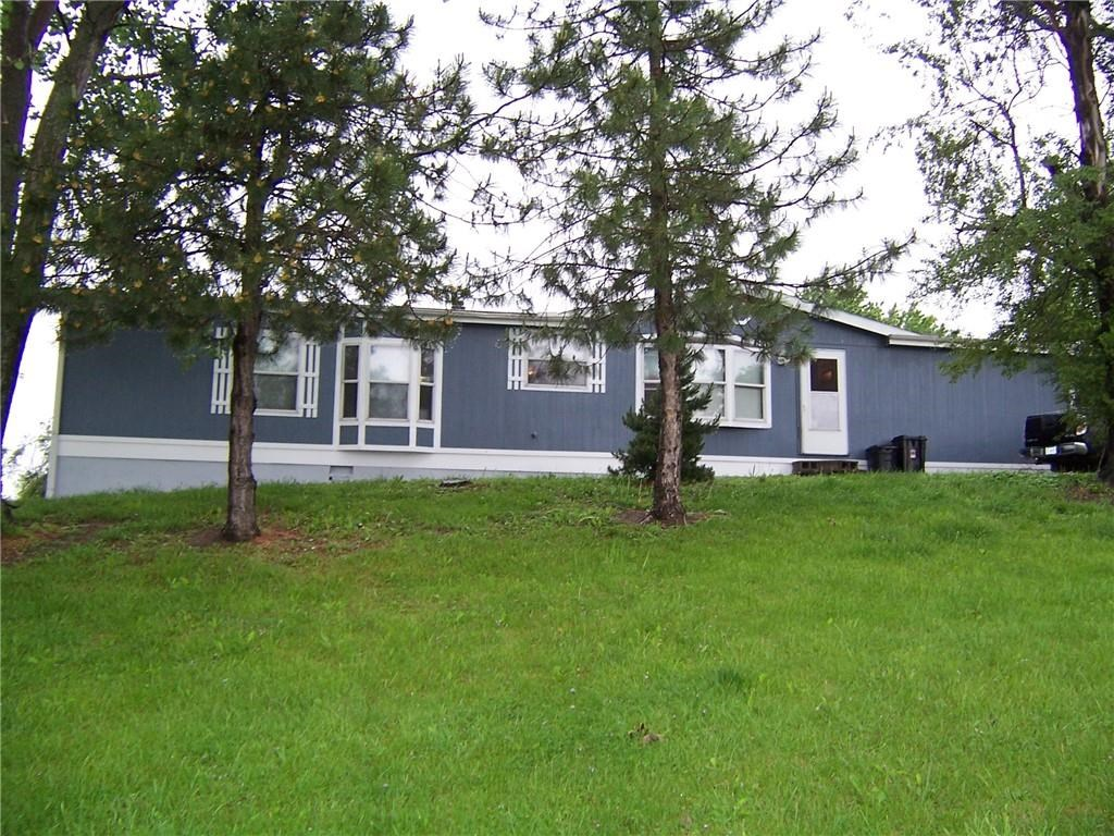 3 Bedroom Ranch Home on 16+/- Beautiful Acres East Buchanan