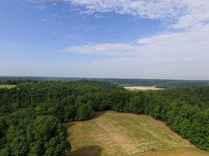 QUIET GET A WAY-CLEAR & WOODED ACREAGE - LIBERTY, KY.