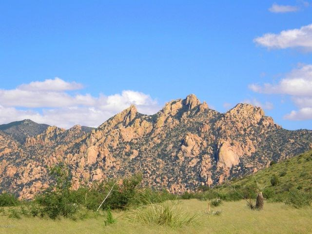 36 Acres in Dragoon Mountain Ranch St David AZ LOT 86