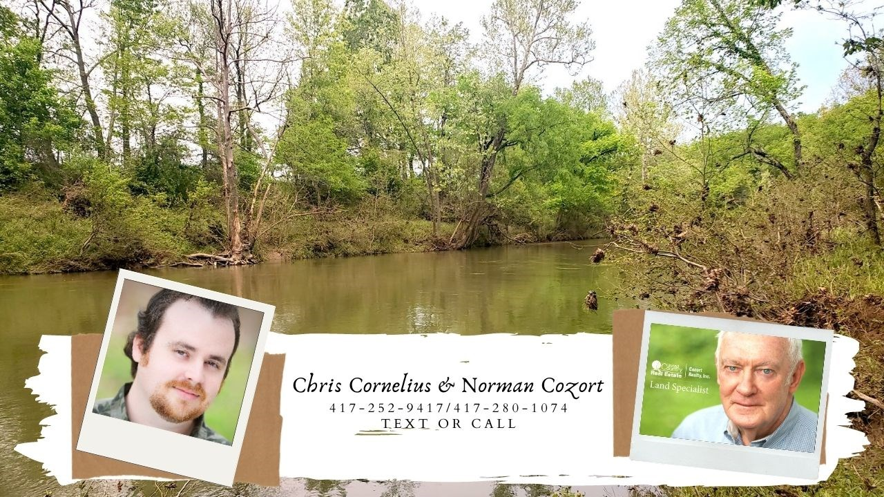 Riverfront Property for Sale in the Ozarks