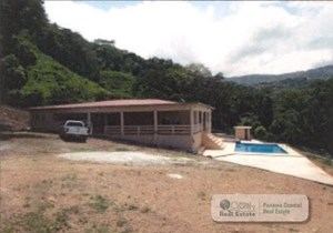 5.8 HECTARES FARM WITH HOUSE AND POOL FOR SALE IN BEJUCO CHA
