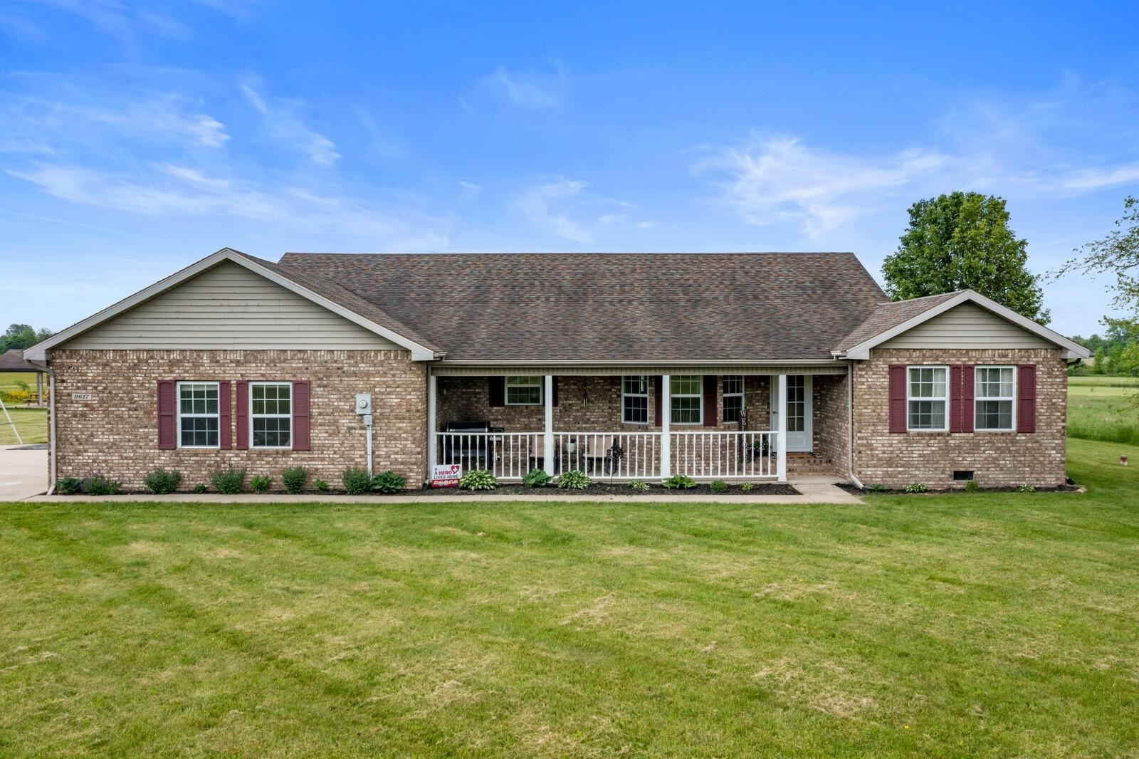 Country Home for Sale Selma, Indiana