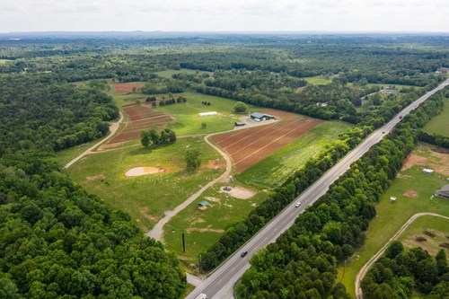 Income Producing Farm for Sale in Marshall County, Tennessee