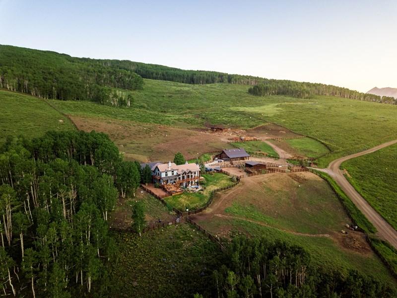 CO mountain home