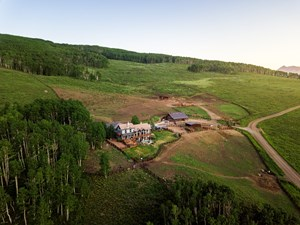 COLORADO LUXURY MOUNTAIN HUNTING AND HORSE RANCH FOR SALE