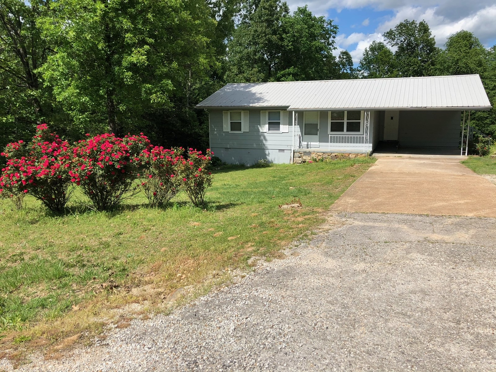 Newly Remodeled Home in Horseshoe Bend, AR.