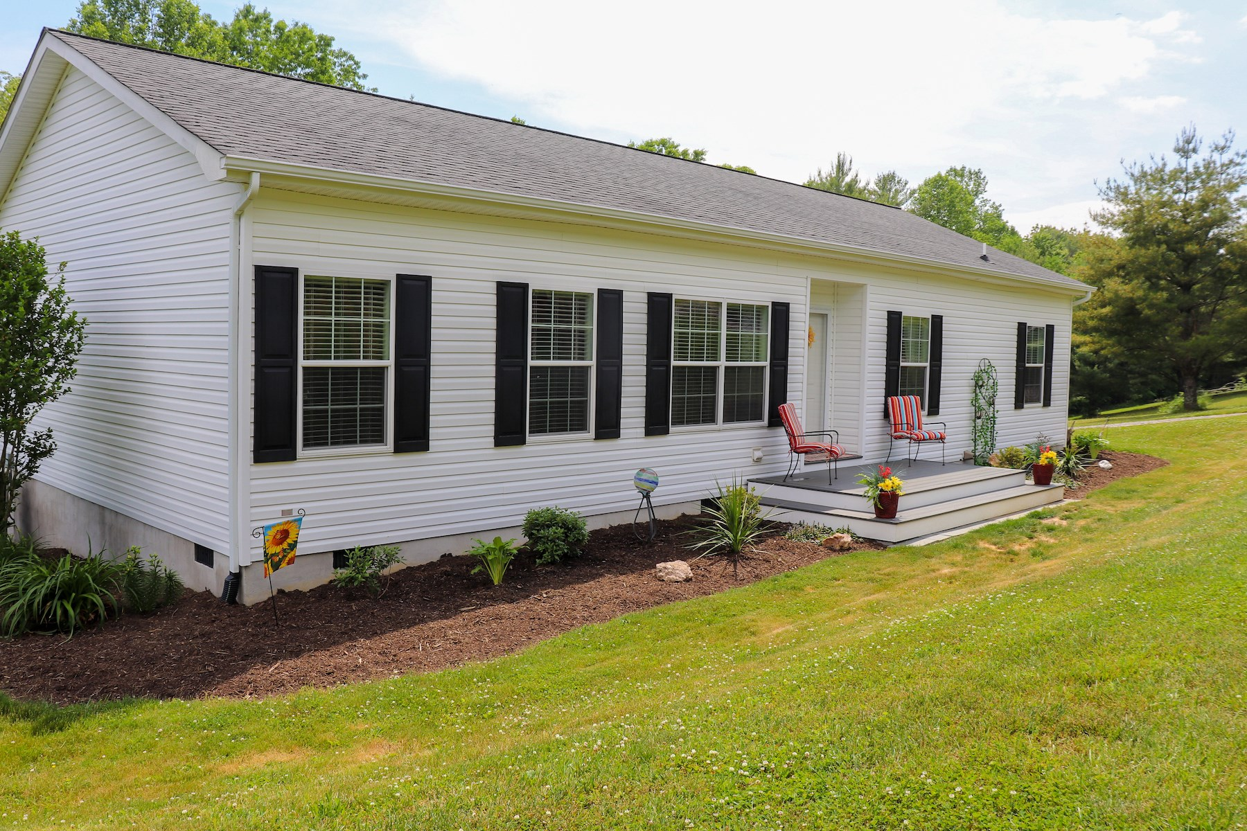 Beautiful Ranch Home for Sale in Floyd VA!