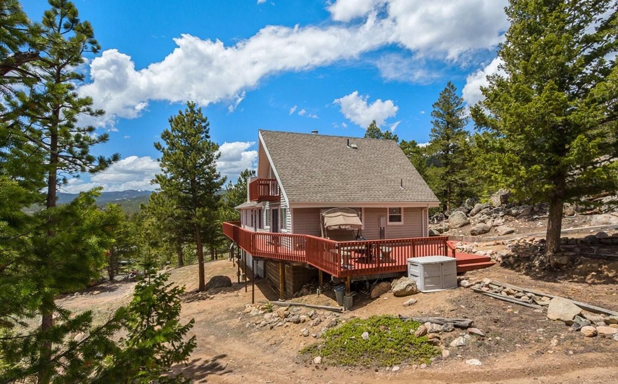 Colorado Mountain Home, Larimer County