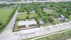 COMMERCIAL PROPERTY FORT WORTH TEXAS ZONED LIGHT INDUSTRIAL