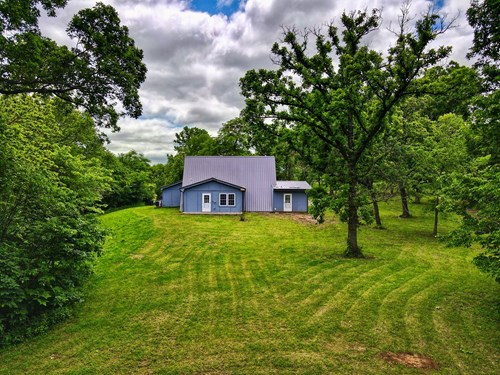 Country Home for Sale in Kansas
