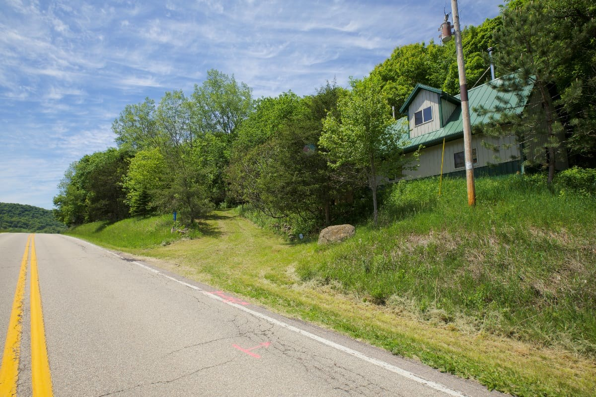 Recreational Getaway Camp for Sale in Richland County, WI