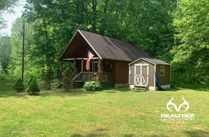 OHIO HUNTING LAND AND CABINS FOR SALE