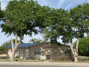 TORRANCE COUNTY ESTANCIA, NEW MEXICO 2 BEDROOM HOME FOR SALE