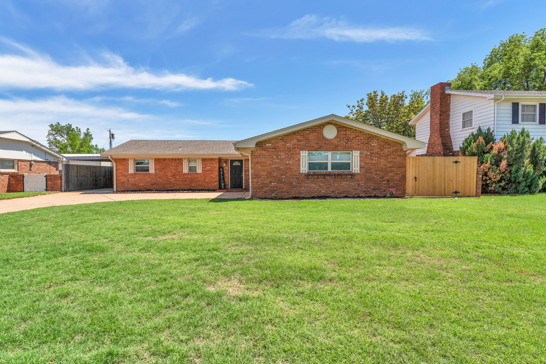 Beautiful updated home in a highly desirable neighborhood.
