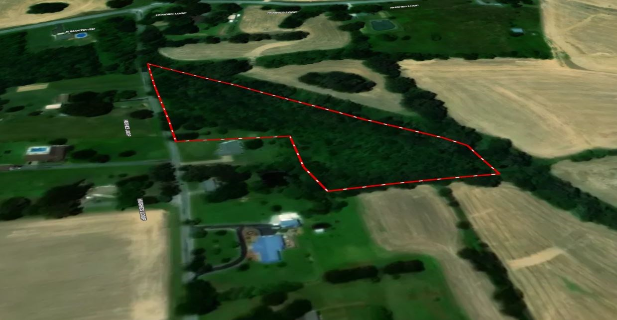 5+ Acre Lot for Sale in Milan, TN - Outside the City Limits